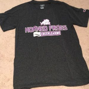 TCU Cheer Shirt